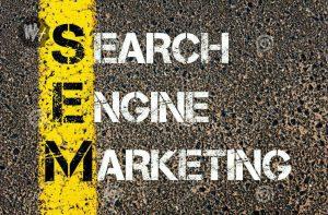 بازاریابی موتورهای جستجو یا SEM