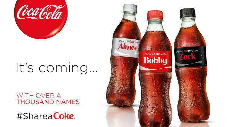 بازاریابی محتوای کوکا کولا
