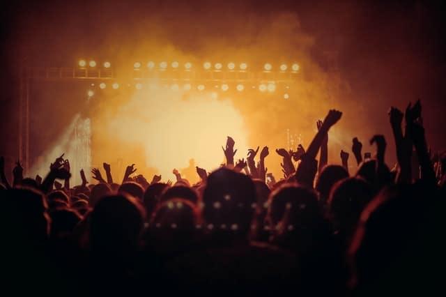 تولید محتوای کنسرت